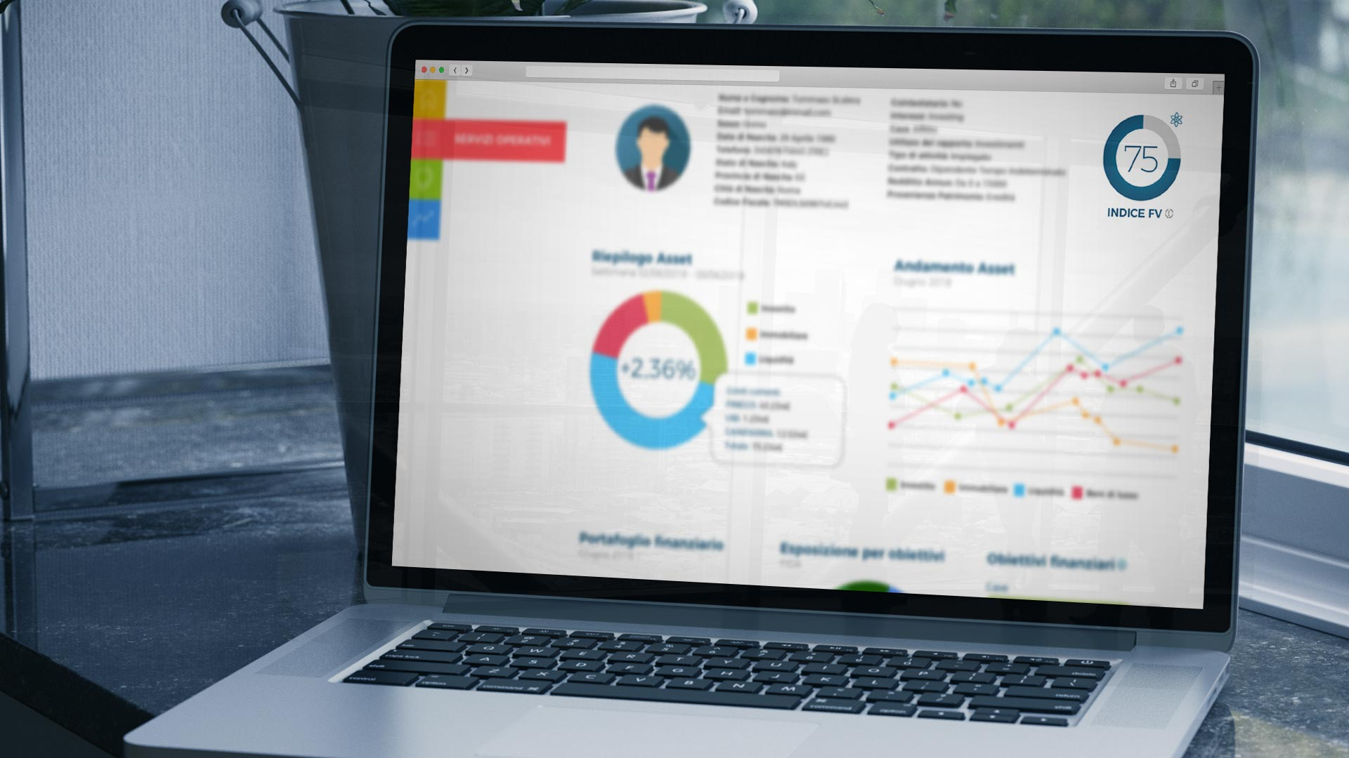 Piattaforma Fairvalyou e indice di salute cliente