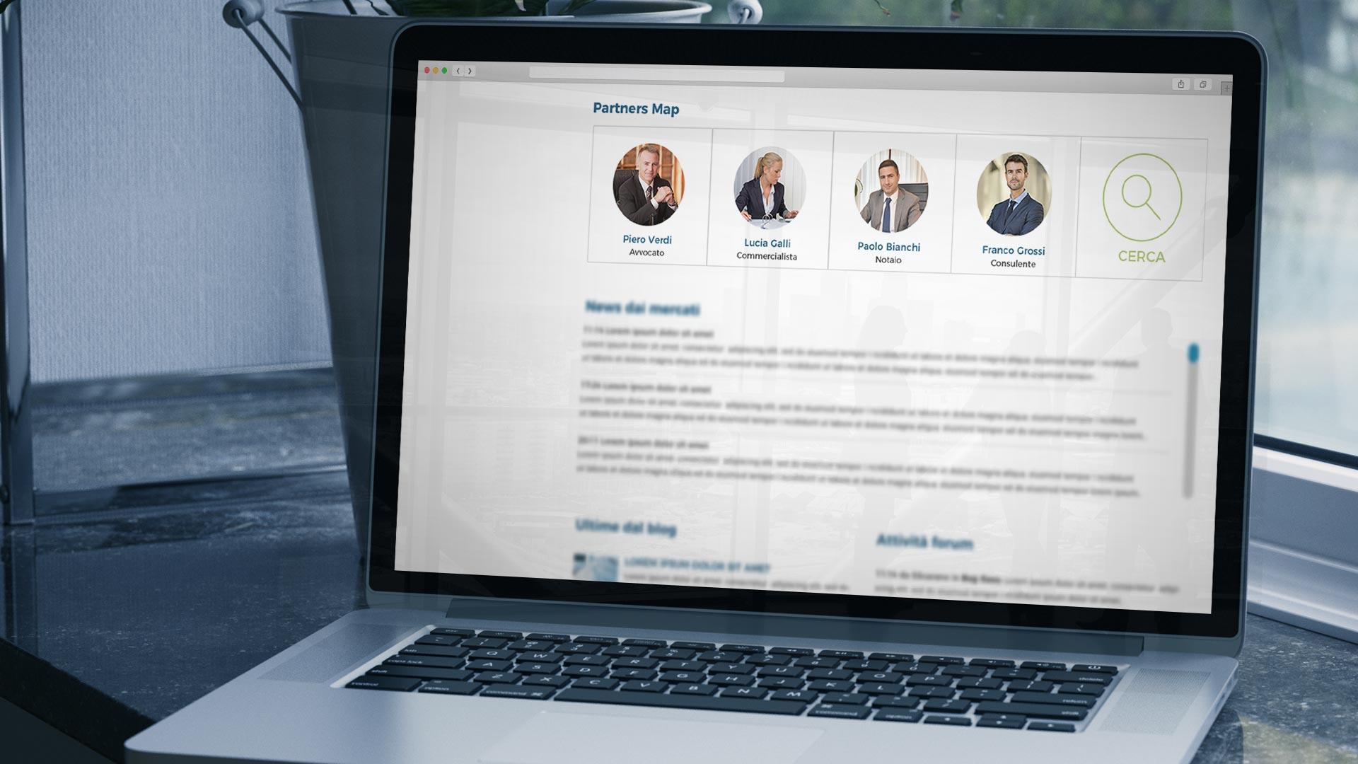 Piattaforma consulenti finanziari indipendenti:  mappa professionisti - Fairvalyou